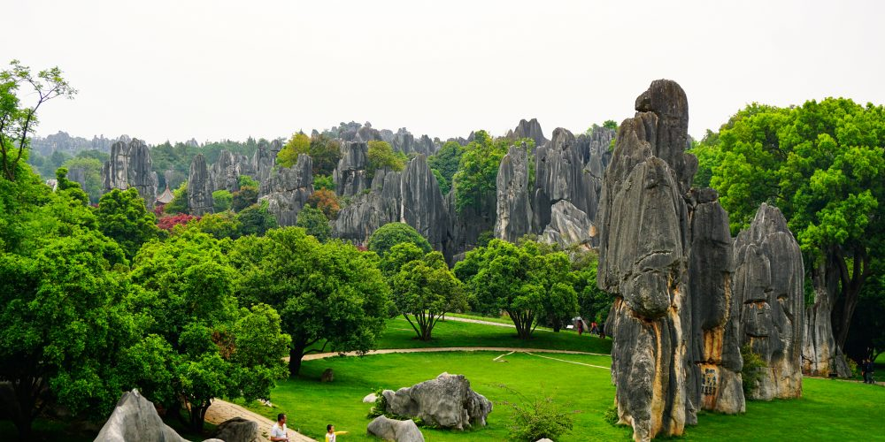 Stone Forest near Kunming