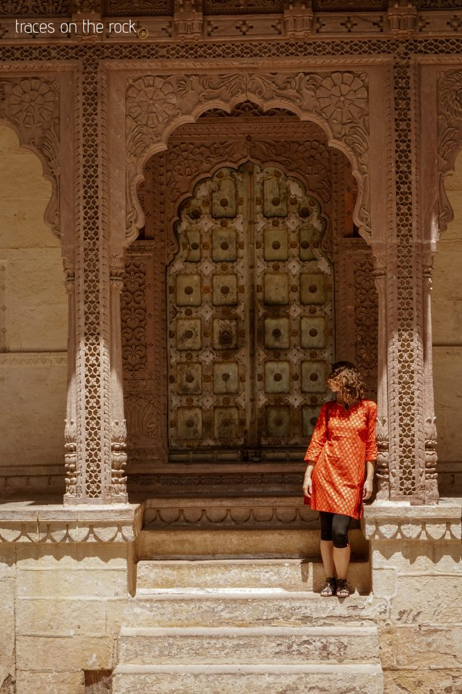 At Mehrangarh Fort, located in Jodhpur