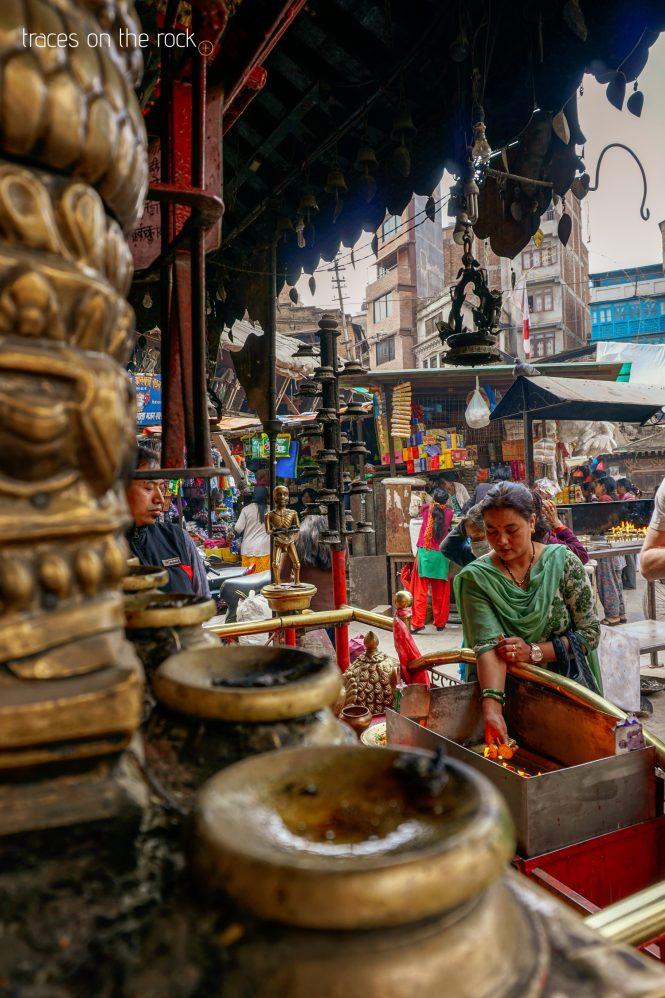 Scenes of Kathmandu