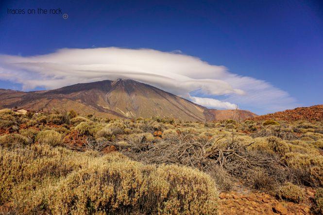 View on Mount Teide
