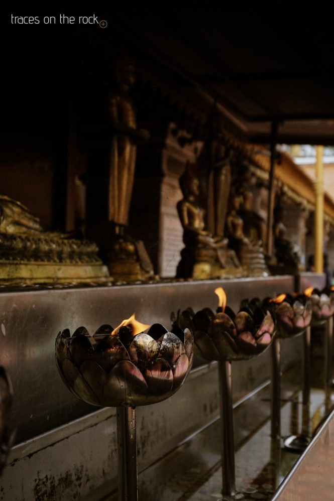 Wat Phra That Doi Suthep in Chiang Mai Province