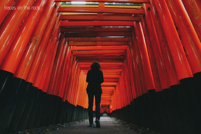 Fushimi Inari Taisha Tempel in Kyoto
